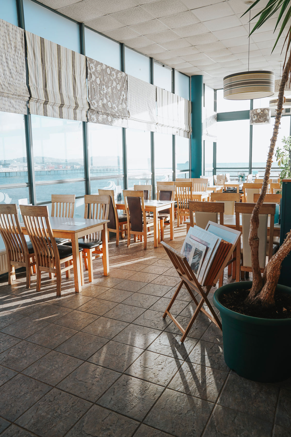 The Dining Room | Shoreline at Paignton Beach